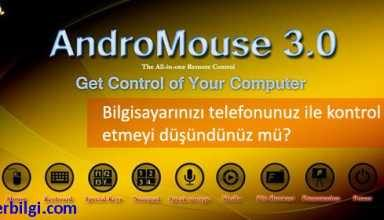 Android Mouse and Keyboard