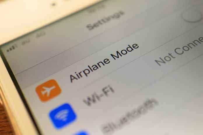 iPhone telefonlarda uçak modu nasıl kullanılır?