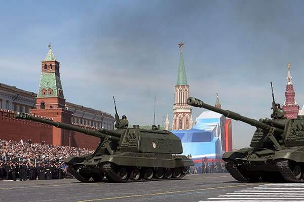 Dünyanın En Güçlü 10 Ordusu - Rusya