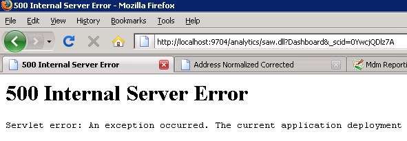 500 Internal Server Error Hatası Nedir
