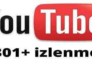 Youtube İzlenimleri Neden Saymaz Neden +301 'de Takılı Kalır