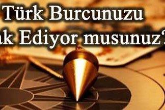 Eski Türk Burcunuzu Merak Ediyor musunuz