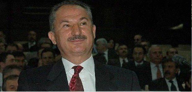 Yüce Divan'da bir Başbakan Yardımcısı Hüsamettin Özkan