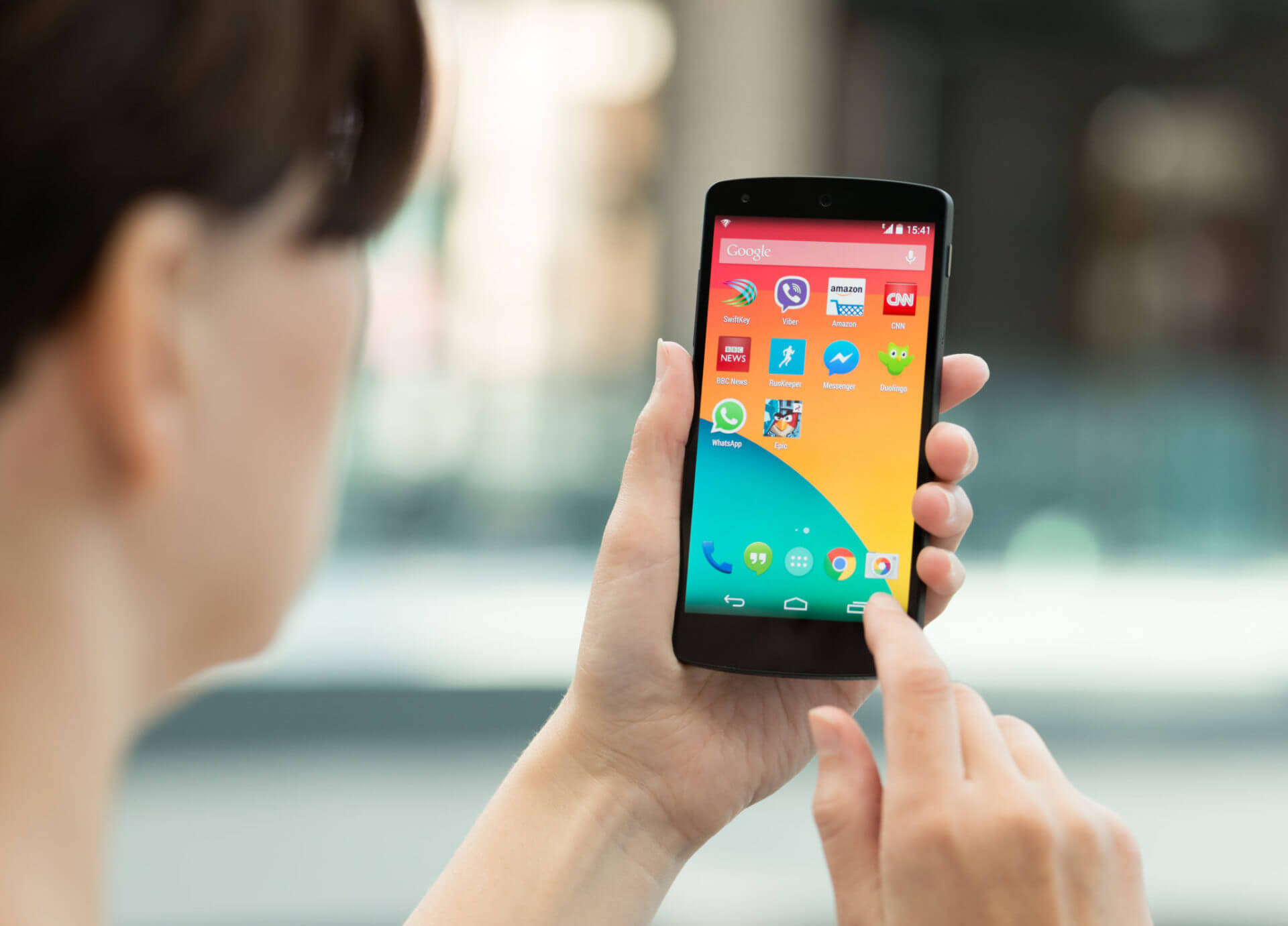 Android Ekran Titremesi Sorununa Çözüm