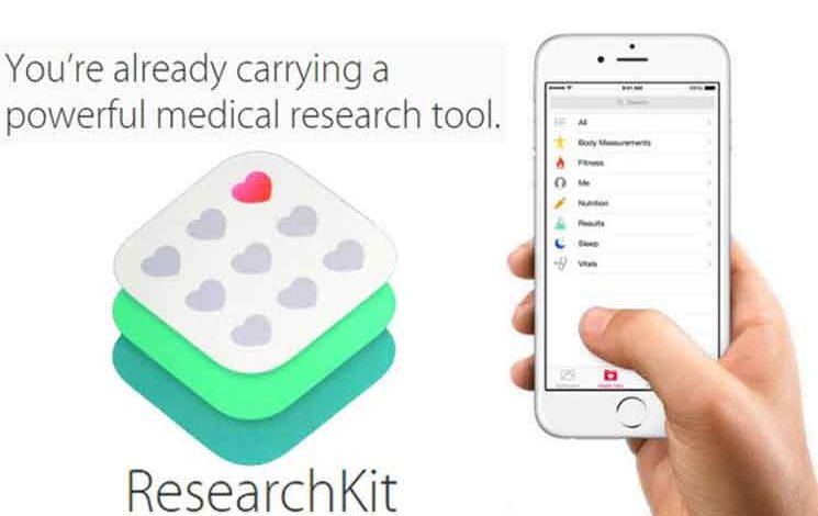 ResearchKit ne işe yarıyor?