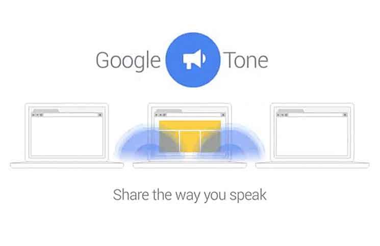 Google Tone ile URL'leri Sesle Paylaşın!