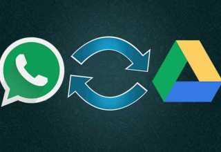 WhatsApp konuşmaları Google Drive'a nasıl yedeklenir?