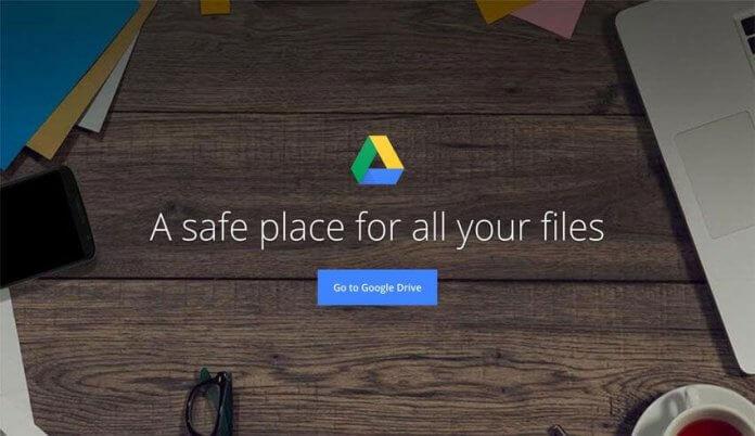 Google Drive indirme Sınırını Kaldırma