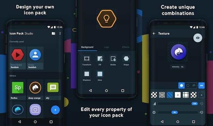 Android'de Kendi Simge Paketinizi Oluşturma