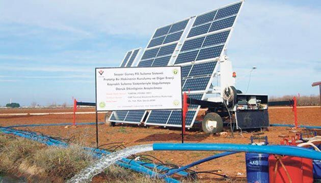 Güneş Enerjisi İle Tarımsal Sulama Ve Faydaları