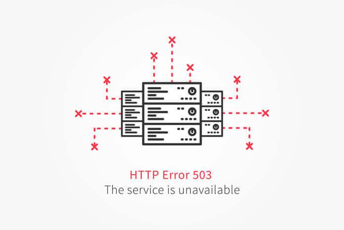 Wordpress '503 Service Unavailable' Hatası Nasıl Düzeltilir