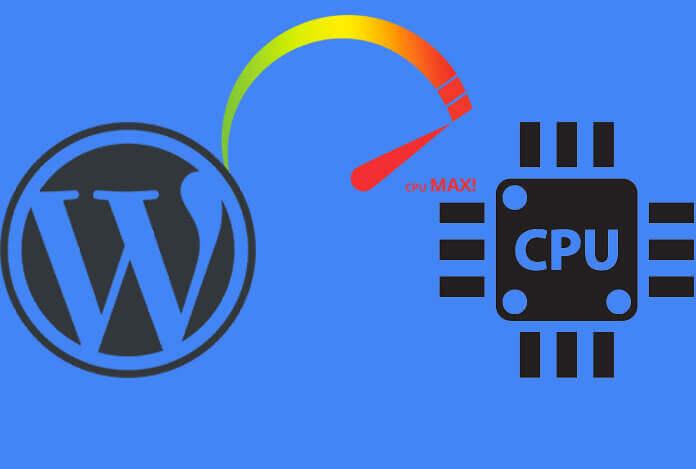 WordPress'te CPU tüketimi nasıl azaltılır