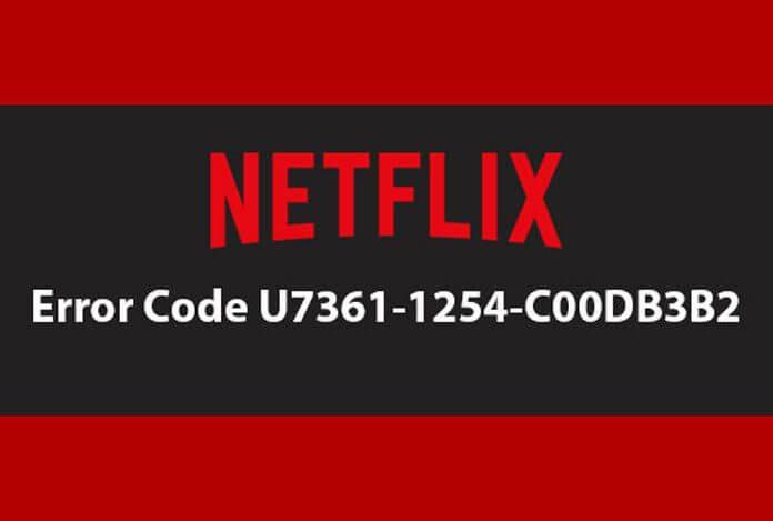 Netflix Hataları ve Hata Onarımı