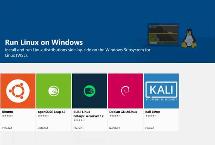 Linux için Windows Alt Sistemini Kullanarak Linux Masaüstü Nasıl Çalıştırılır