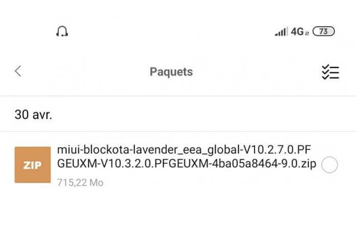 """MIUI'daki """"blockota"""" dosyası nedir?"""
