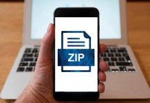 İPhone'da Zip Dosyaları Nasıl Oluşturulur ve Açılır?