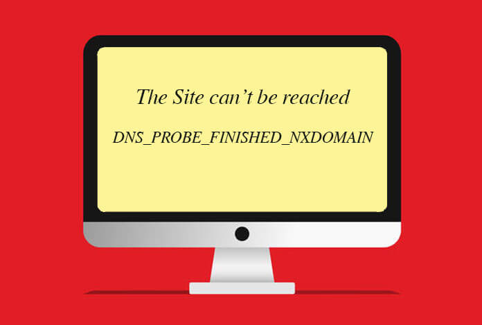 DNS_PROBE_FINISHED_NXDOMAIN Hatası Çözümü