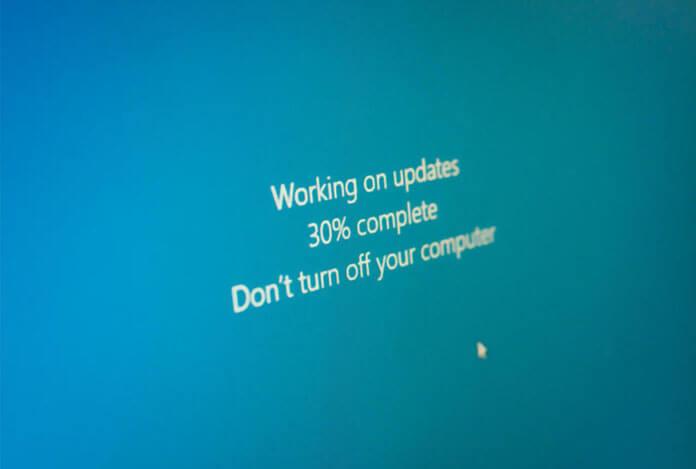 Güncellemeden Sonra Yavaşlayan Windows 10'u Nasıl Düzeltirim?