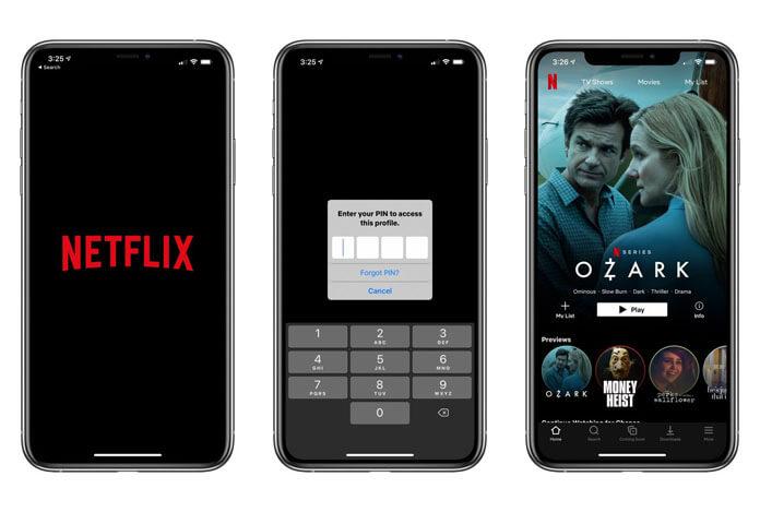 Netflix Profilini Pin ile Kilitleme | Netflix Profilinize Pin Ekleme