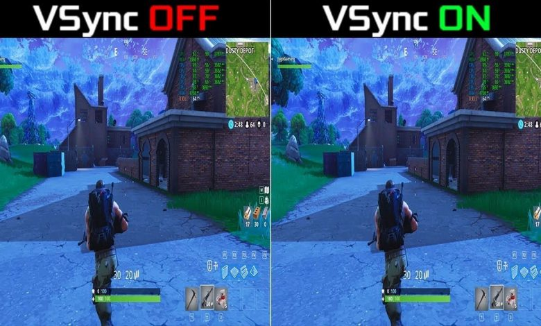 VSync nedir? Açmalı mıyım?