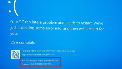 Windows 10'da IRQL_NOT_LESS_OR_EQUAL Hatasının Çözümü